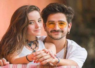 Evaluna y Camilo Echeverry