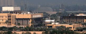 emb. EEUU Bagdad