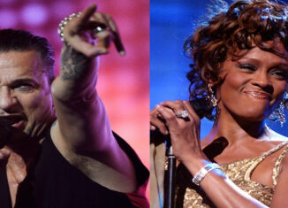 Whitney Houston y Depeche Mode