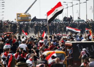 irak protestas
