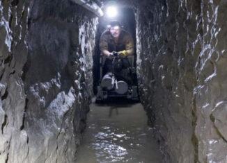 túnel clandestino