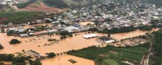 Brasil lluvias, cortesía
