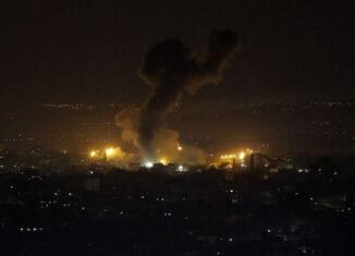 ataque a israel