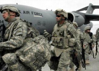 Militares EEUU, cortesía