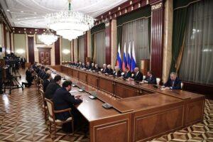Consejo de Ministros ruso