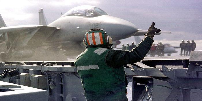 EEUU incautó armamento iraní