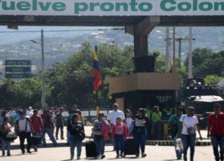 frontera colombia. perú