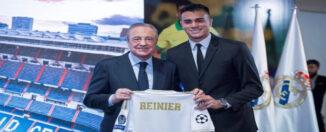 Reinier, Real Madrid
