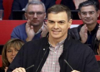 ¨Pedro Sánchez
