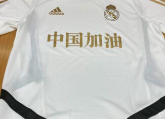 Real madrid apoyo china coronavirus