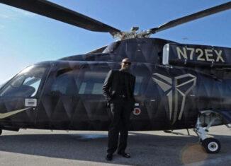 helicóptero de Kobe Bryant