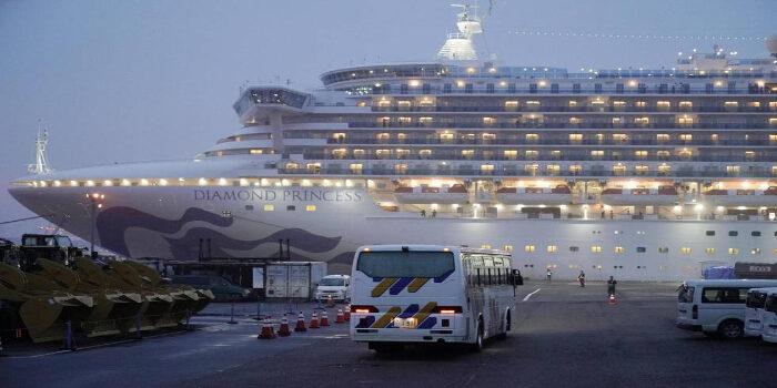 crucero japón