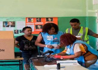 elecciones dominicanas.