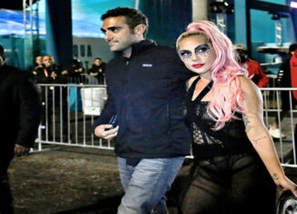 Lady Gaga- novio