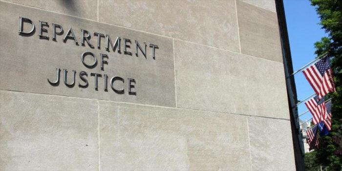 Departamento de Justicia deEEUU