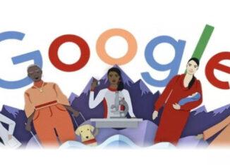 google día de la mujer
