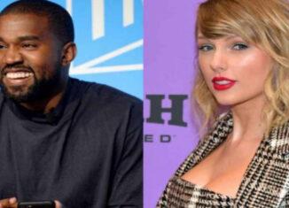 Kanye West yTaylor Swift