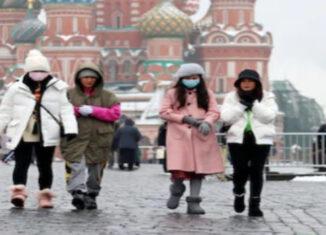 Rusia coronavirus