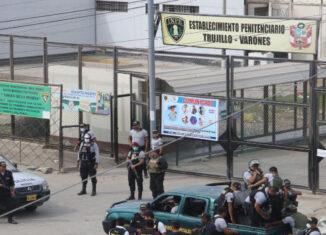 Motin cárcel perú
