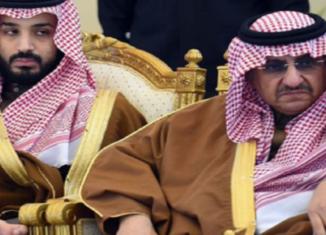 saudies-hno y sobrino del rey