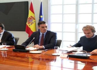 gabinete España