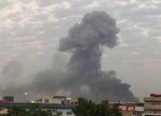 Bagdad, foto regerencial