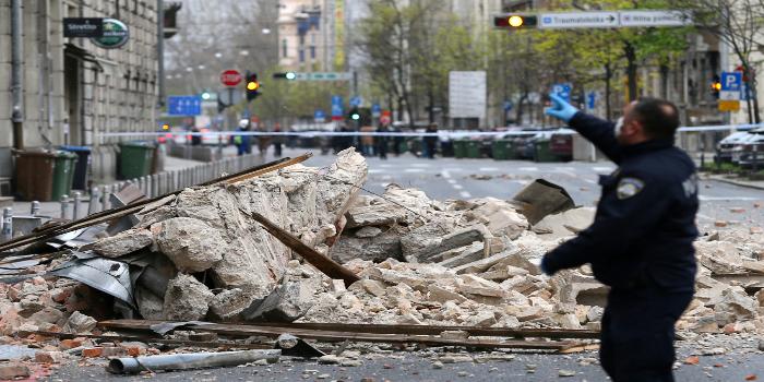 croacia terremoto