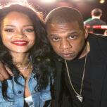 Rihanna y Jay-Z