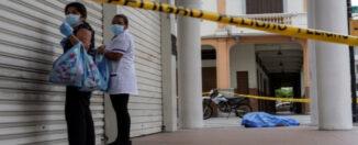 Ecuador muertes covid-19