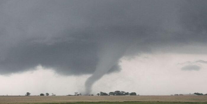 Tornado en Marion, Florida