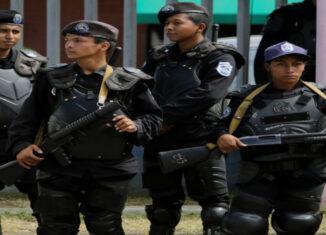 Nicaragua Policía