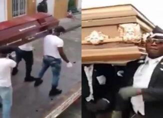 policias colombianos COVID-19