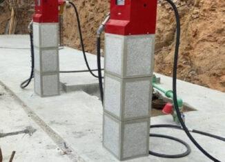 gasolinera clandestina