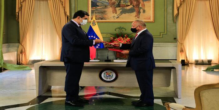 Nicolás Maduro: El lunes se publicará en Gaceta Oficial la Ley Antibloqueo (+Video)