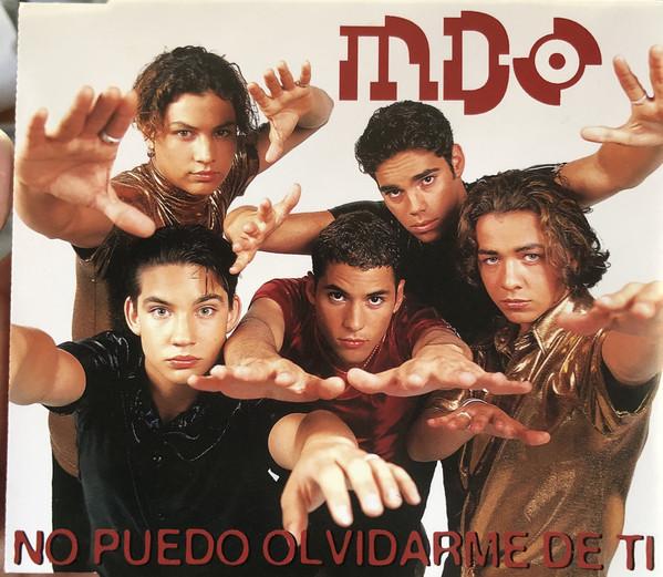 Anthony Galindo junto a sus compañeros de MDO. Foto: Discogs