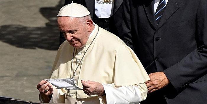 El papa pide no dejarse domesticar por la homogeneización y el consumo |  800Noticias